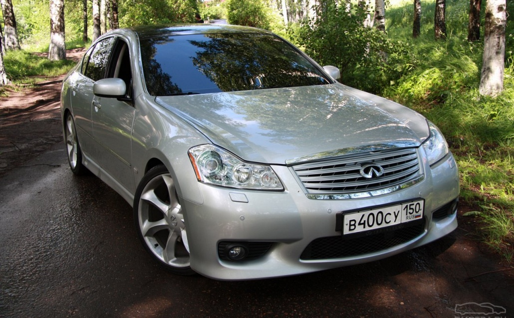 Infiniti M35 Low Busine$$
