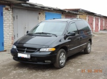 Chrysler Voyager II (GS)