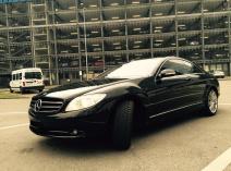 Mercedes-Benz CL-klasse (W216)