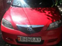 Mazda Mazda 2 (DY)