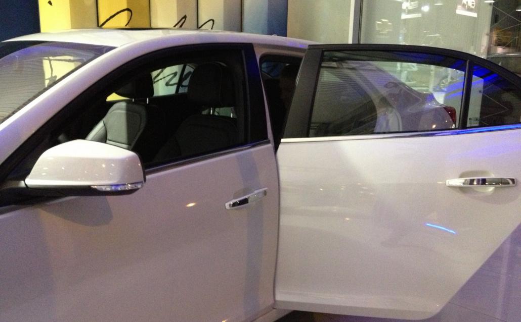 Chevrolet Malibu VII УЖАС!