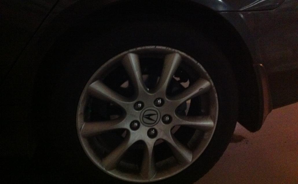 Acura TSX I (CL9) Акурка