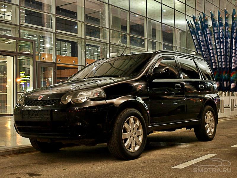 Honda HR-V (Gh) чОрная