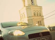 Fiat Grande Punto 3D