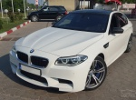 BMW M5 PinoWhite