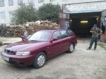 Daewoo Nubira Wagon (KLAJ)