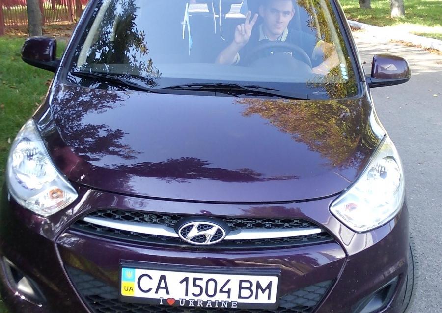 Hyundai i10 Ласточка