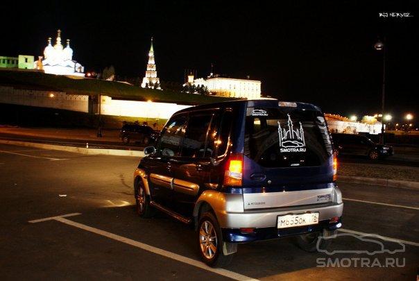Mitsubishi Toppo тумагочка