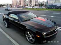 Chevrolet Camaro Convertible V
