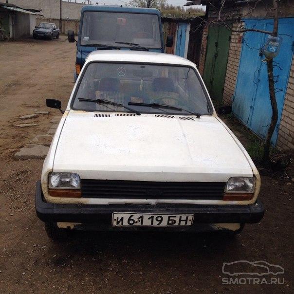 Ford Fiesta I МИНИКУПЕР