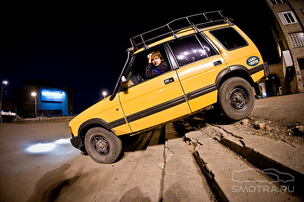 Land Rover Discovery I САМЕЦ