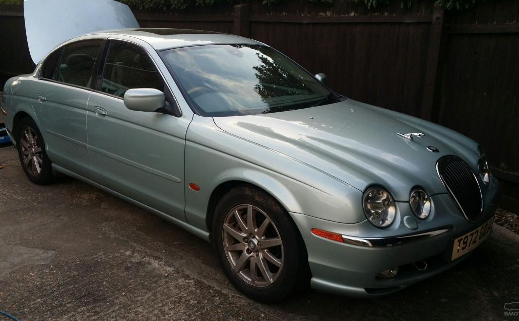 Jaguar S-type (CCX) Quad'рик