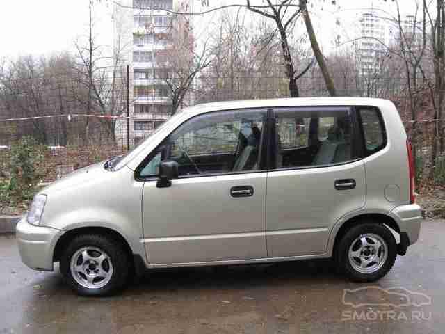 Honda Capa Сара