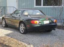 Mazda Mx-5 II (NB)