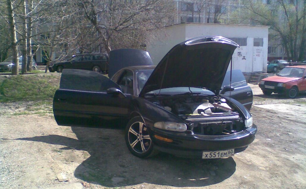 Buick Riviera Моя РИВА!