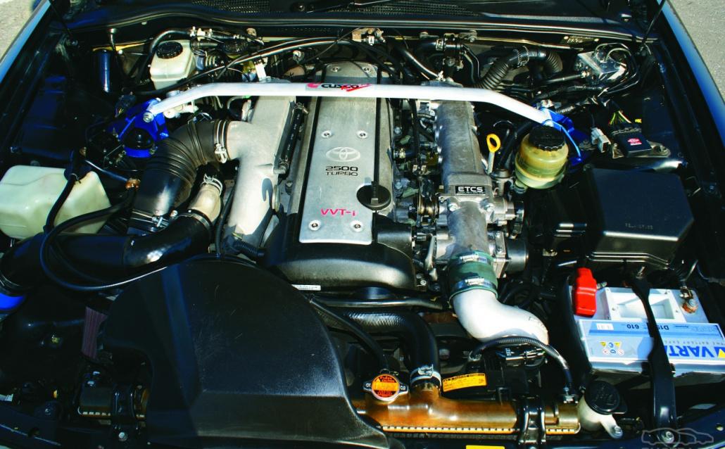 Toyota Chaser TourerV 5 MT