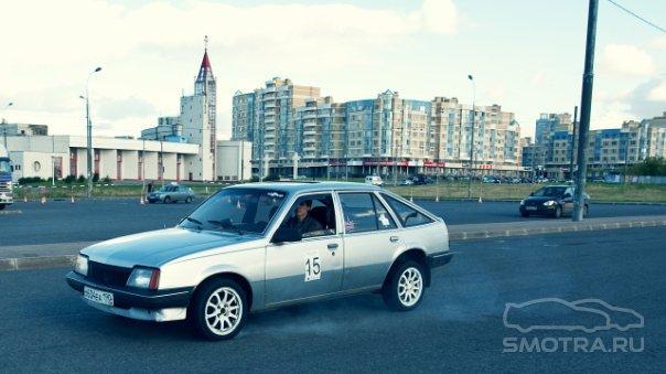 Opel Ascona C CC Продан.