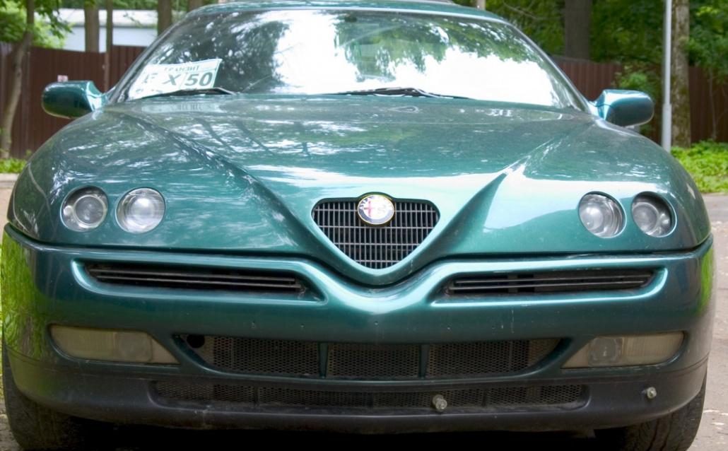 Alfa Romeo GTV (916) Gran Turismo Veloce