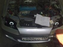Toyota Cynos (EL52)
