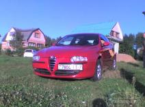 Alfa Romeo 147 3-дверная