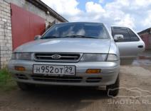 Kia Sephia (FA)