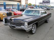 Cadillac De Ville IX
