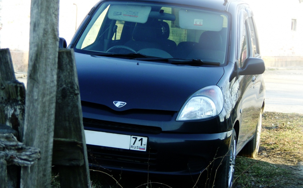 Toyota Funcargo Tru JDM*
