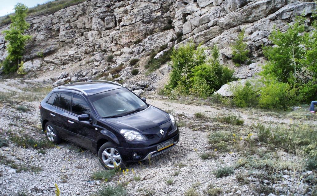 Renault Koleos Не такой как все