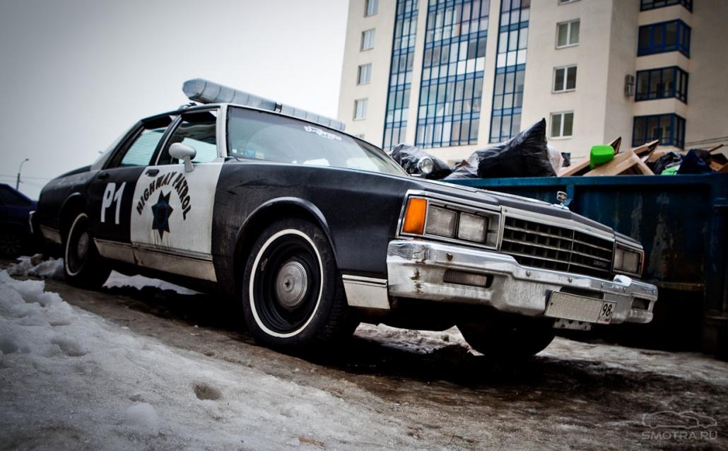 Chevrolet Caprice (83) Хайвей патрол