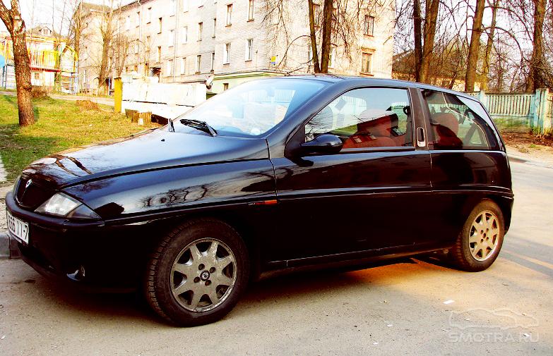 Lancia Y (840) Cosmopolitan