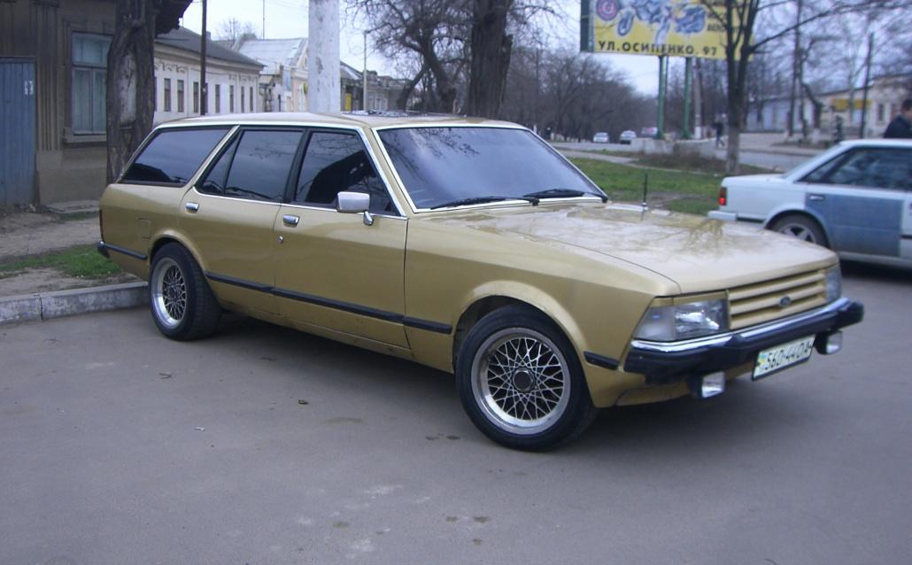 Ford Granada Turnier (GNU) КОРЧ
