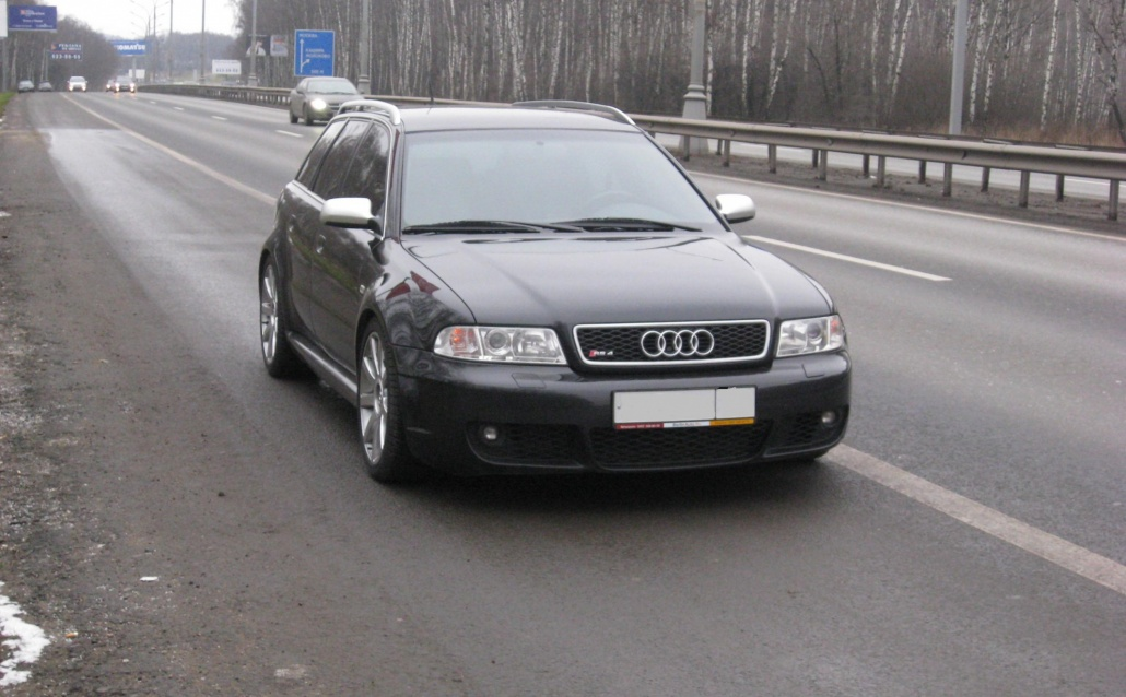 Audi RS4 Avant RS425
