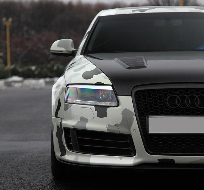 Audi RS6 (4B,C5) скромный городской седан