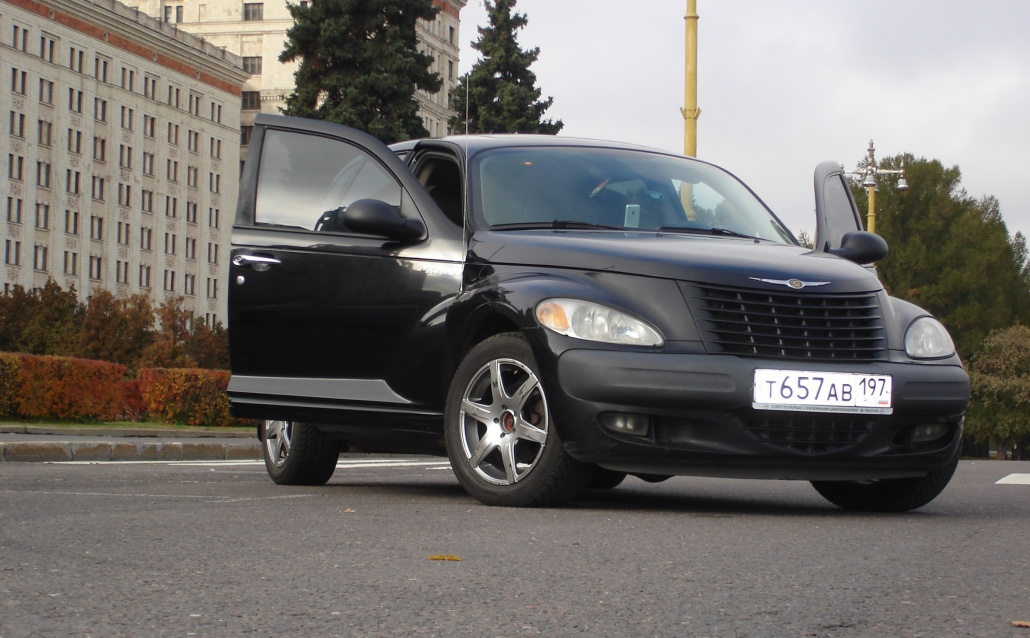Chrysler PT Cruiser Pt cruiser