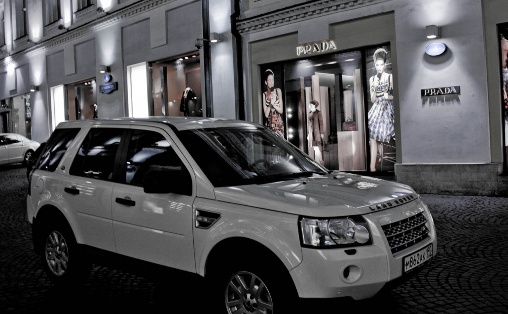 Land Rover Freelander II МАКар