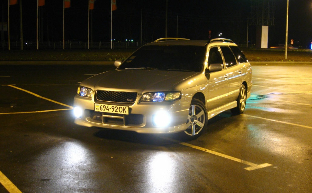 Nissan Avenir (W11) Бывший (Продан)