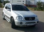 Mercedes ML500/Продан