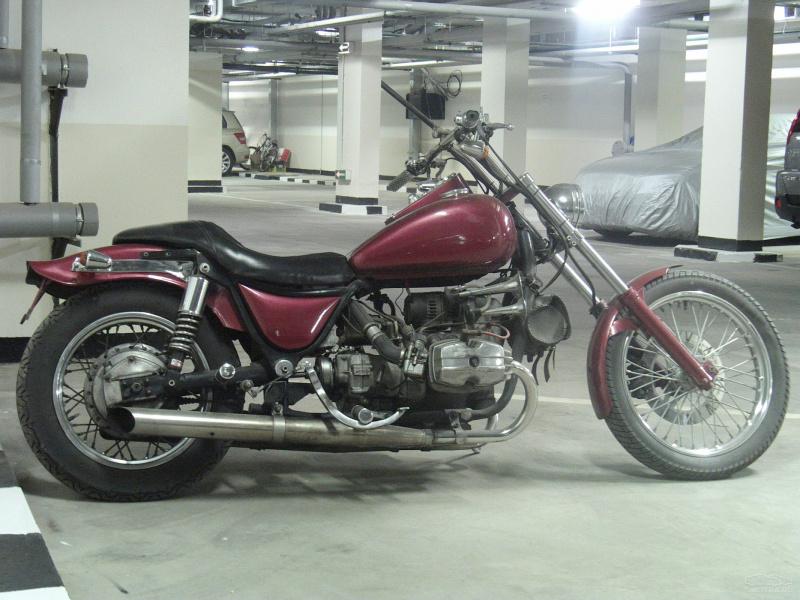 мотоцикл урал волк