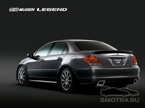 HONDA LEGEND 295HP