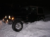 Jeep Wrangler II (TJ)