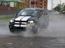 Chevrolet Trailblazer (GMT800)