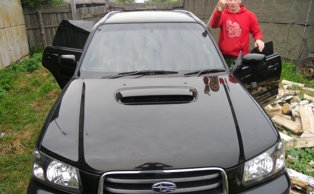 Subaru XT Coupe Форик
