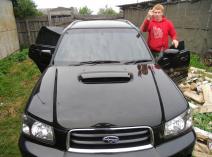 Subaru XT Coupe