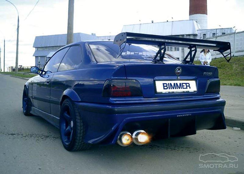 BMW M3 Lethal Weapon(БЫВШАЯ)