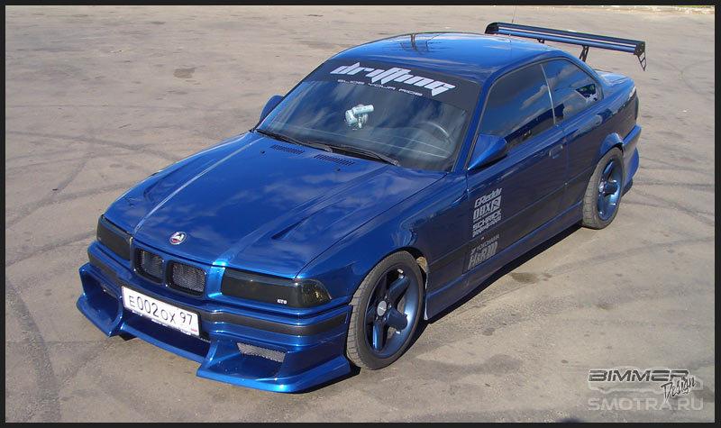 BMW M3 Coupe (E36) BMW M3 Lethal Weapon(БЫВШАЯ)