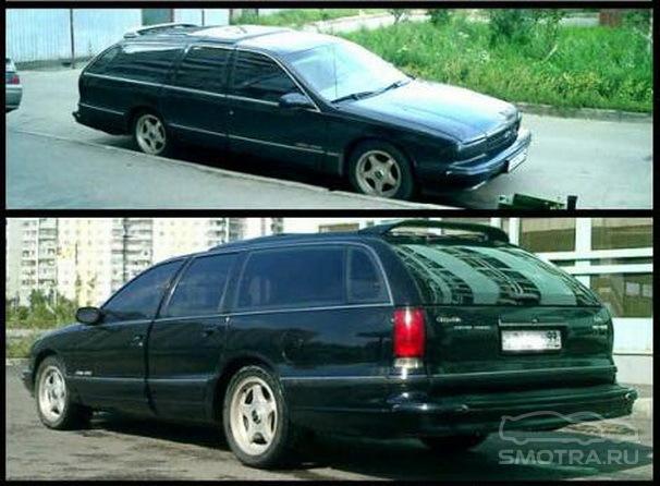 Chevrolet Impala Chevi ImpalaSS(Бывший СексДиван...)