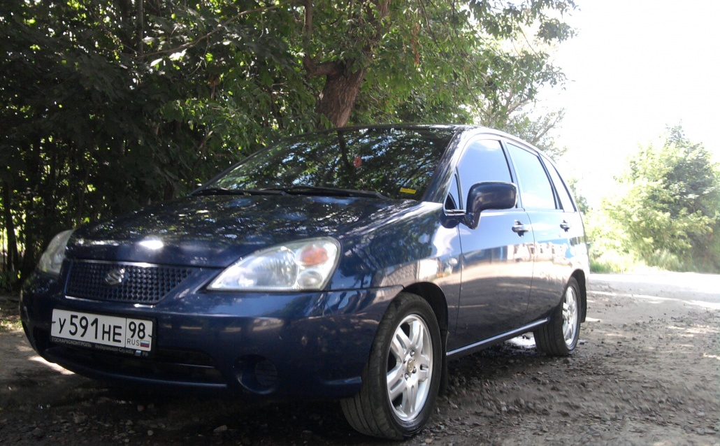 Suzuki Liana Wagon I Моя первая - продана =)