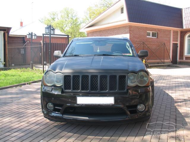 Jeep Grand Cherokee II (WJ) JEEP srt8