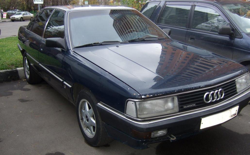 Audi 200 (44,44Q) Синька ( продана)