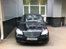 Mercedes-Benz A-klasse (169)